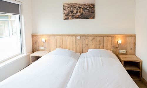 De Jong hotel Ameland